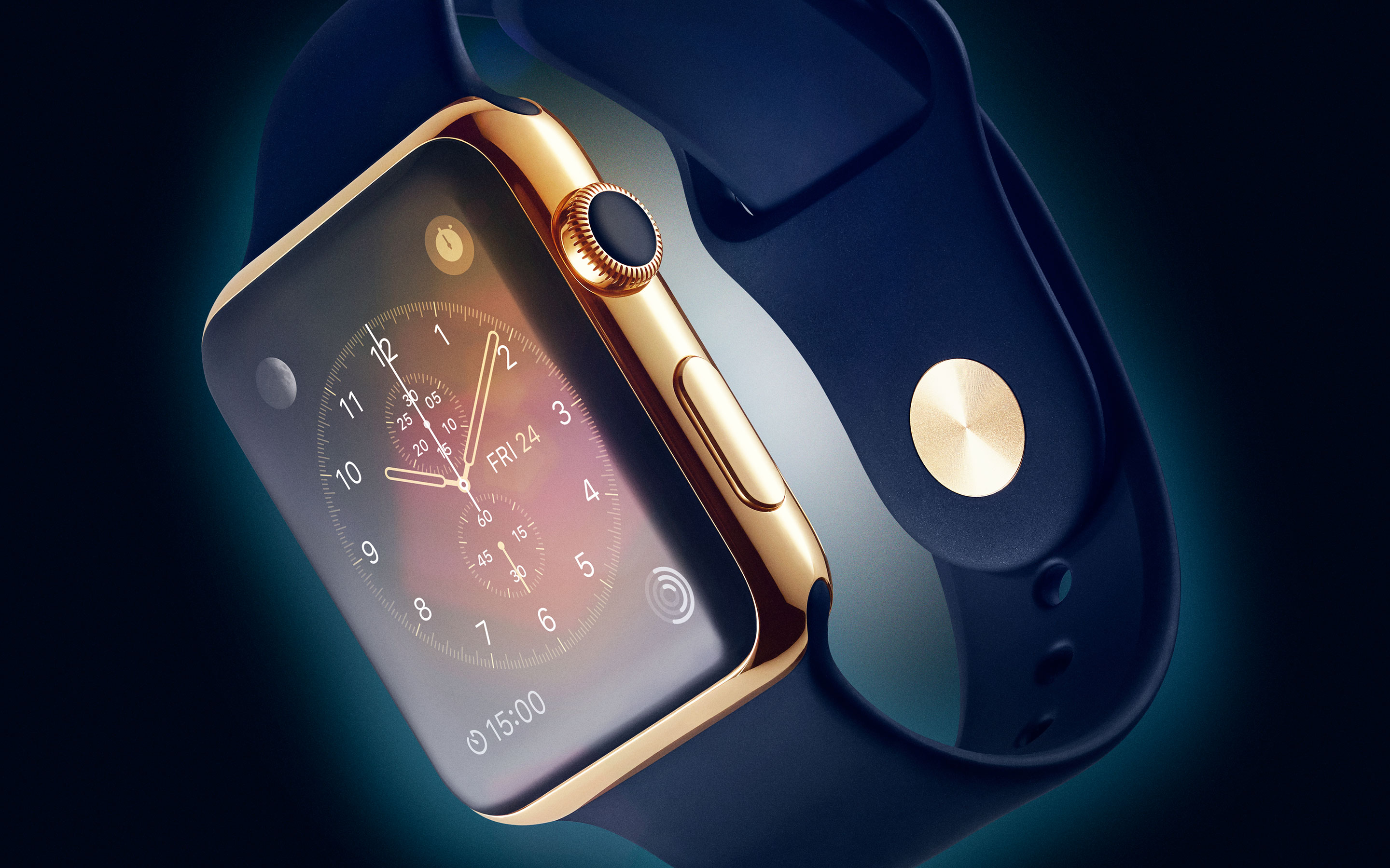 Apple Watch Edition Wired 001
