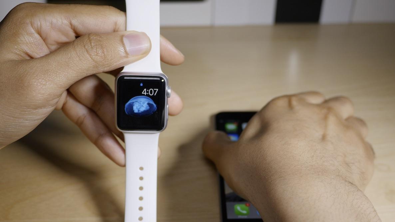 Apple Watch Lock Unlock