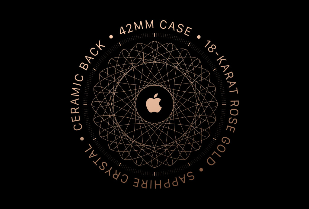 Apple Watch Rose Gold Certification Of Authenticity Image 001
