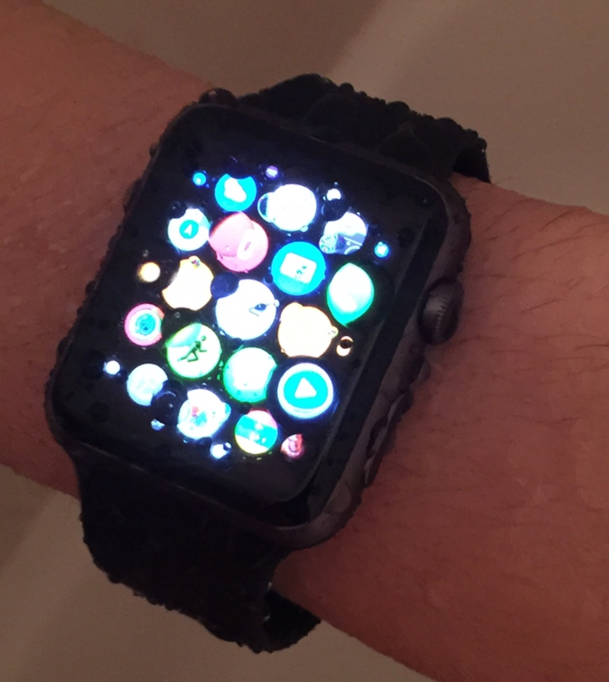 Apple Watch Shower
