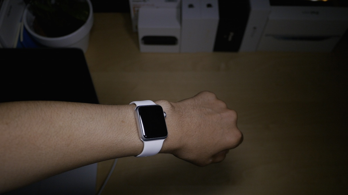 Apple Watch Sleep Wake 2