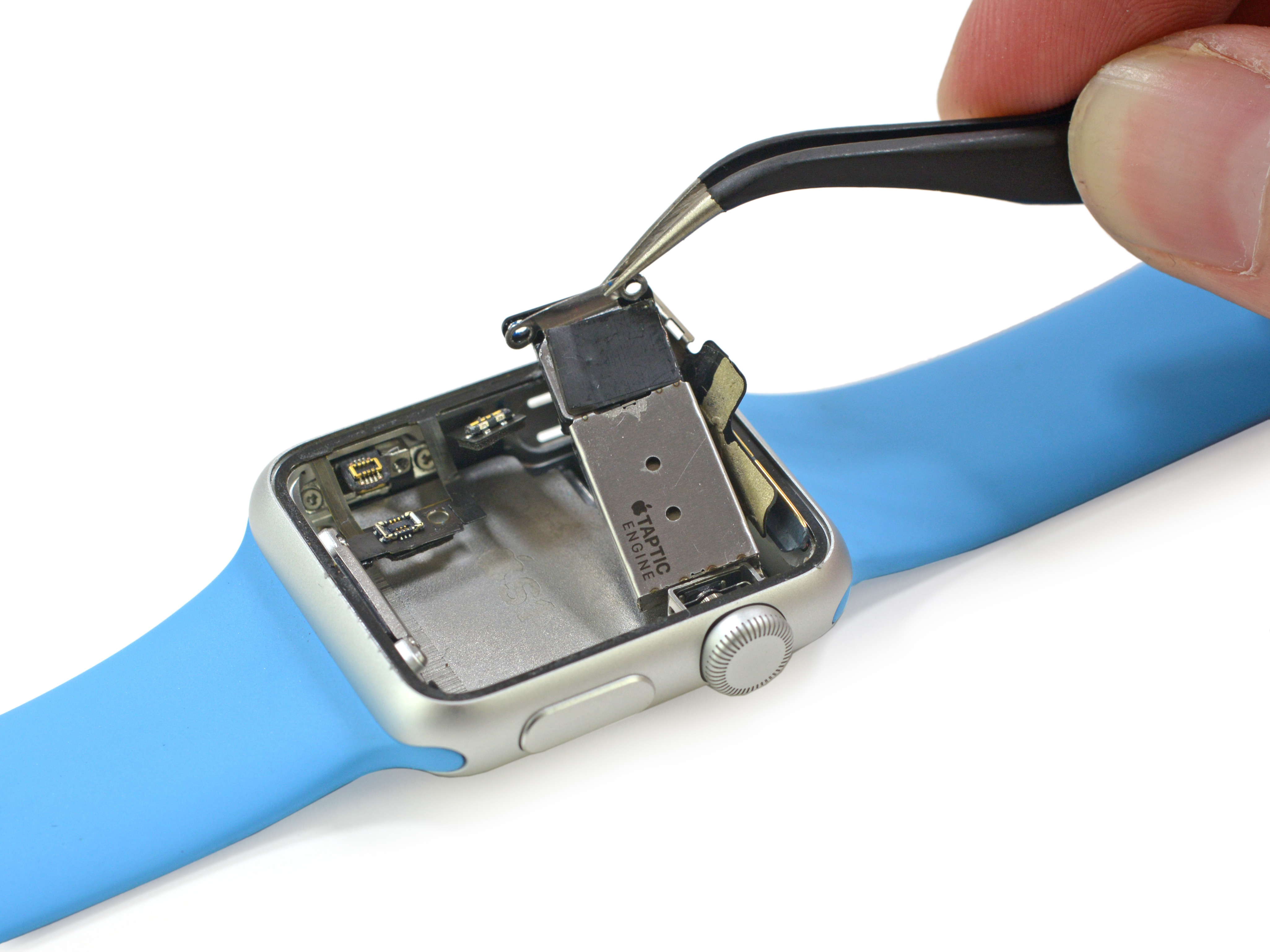 Apple Watch Sport Taptic Engine iFixit 002