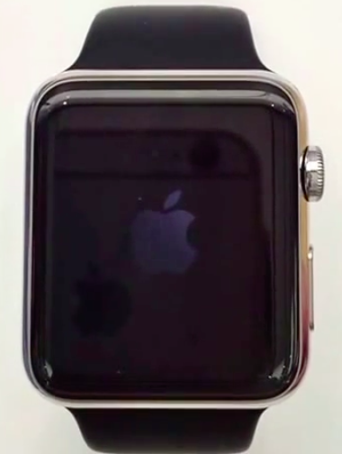Apple Watch boot time