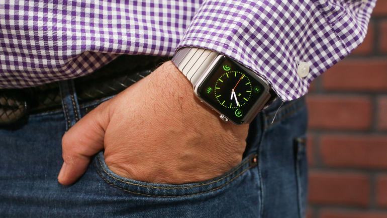 Apple Watch faces CNET 001