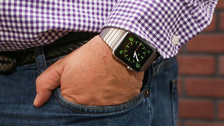 Apple Watch faces CNET 001