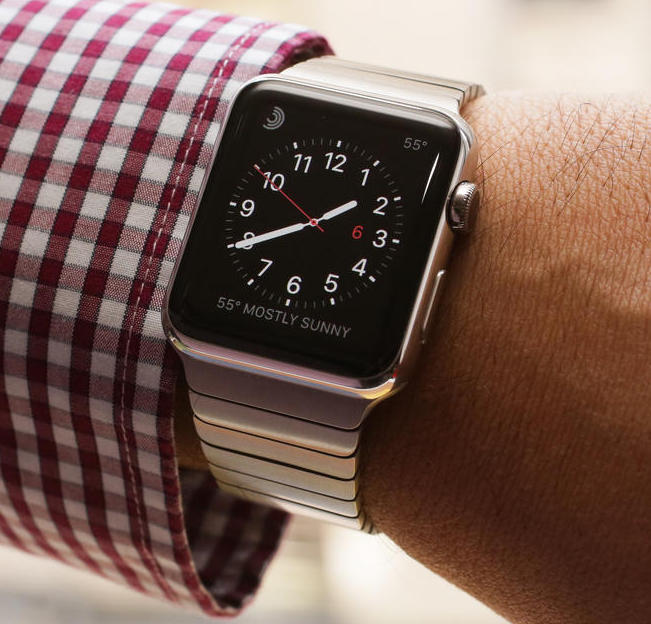 First impressions: going hands-on with Apple Watch
