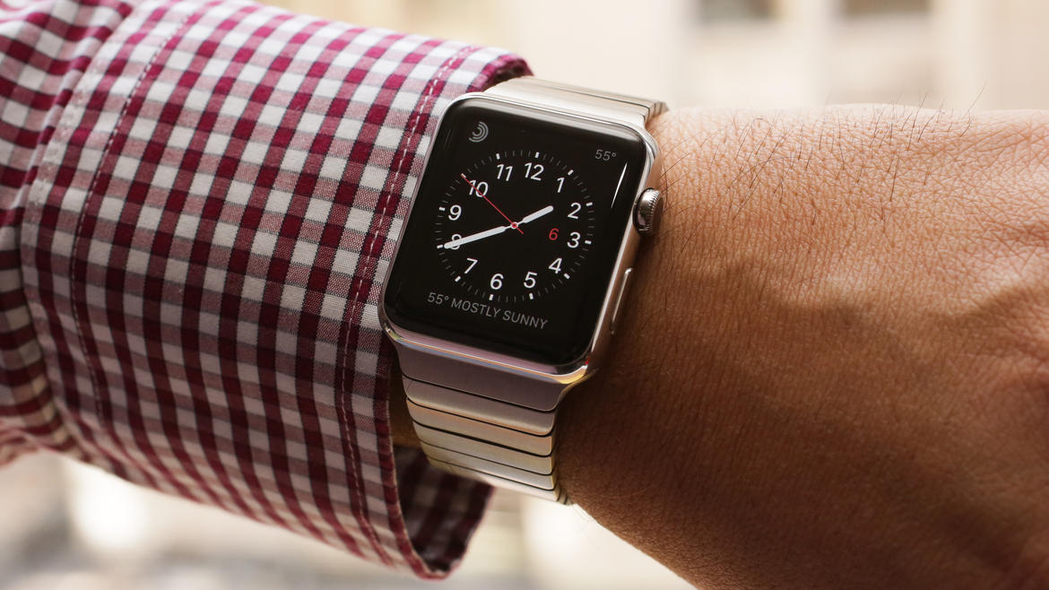 Apple Watch faces CNET 002