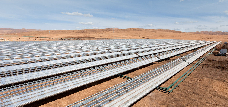Apple solar farm Hongyuan China