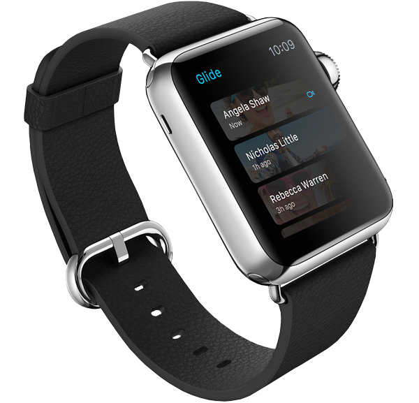 Glide for Apple Watch image 002