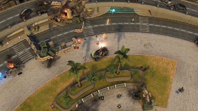 Halo - Spartan Strike 1.0 for iOS iPhone screenshot 002
