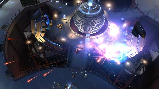 Halo - Spartan Strike 1.0 for iOS iPhone screenshot 003
