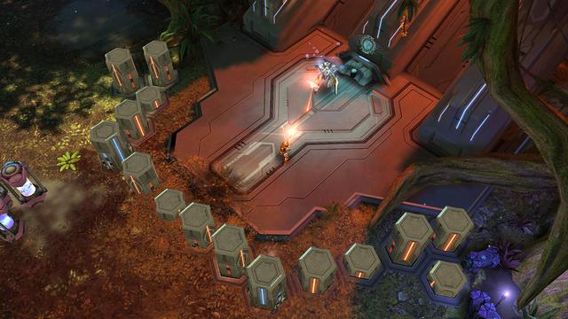Halo - Spartan Strike 1.0 for iOS iPhone screenshot 005