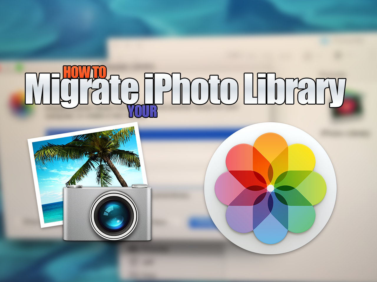 How to migrate your iPhoto Library to the new Photos app