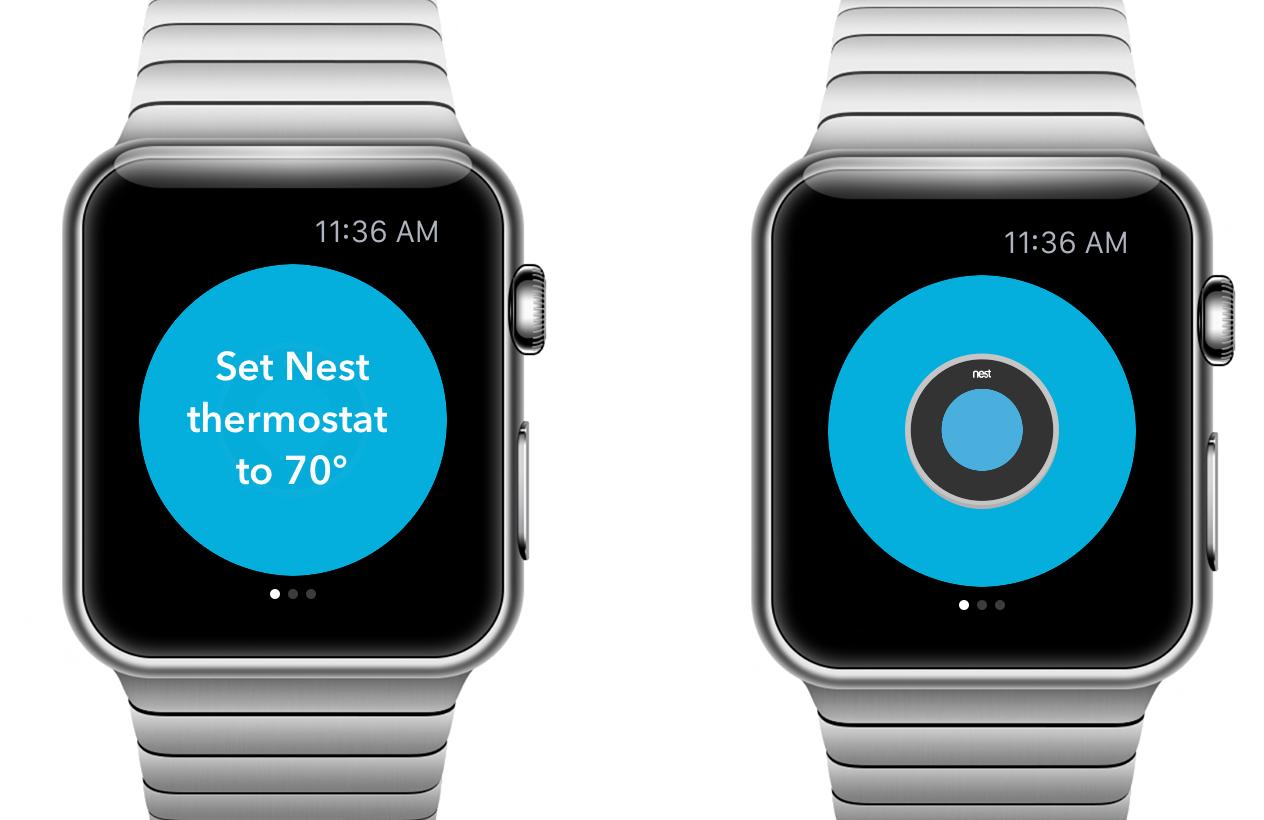 IFTTT Apple Watch teaser 001