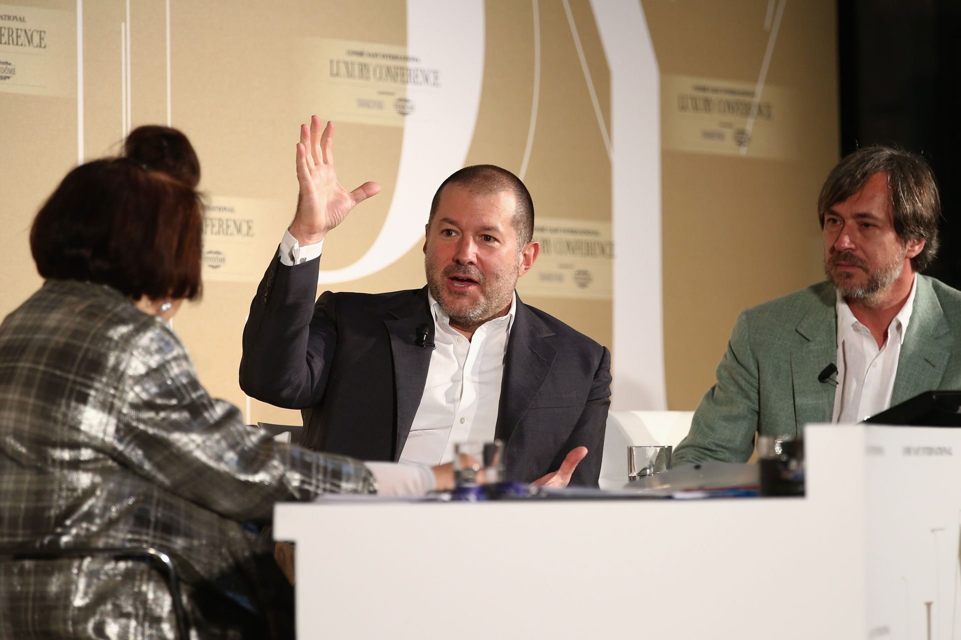 Jony Ive 2015 Conde Nast International Luxury Conference Vogue image 001