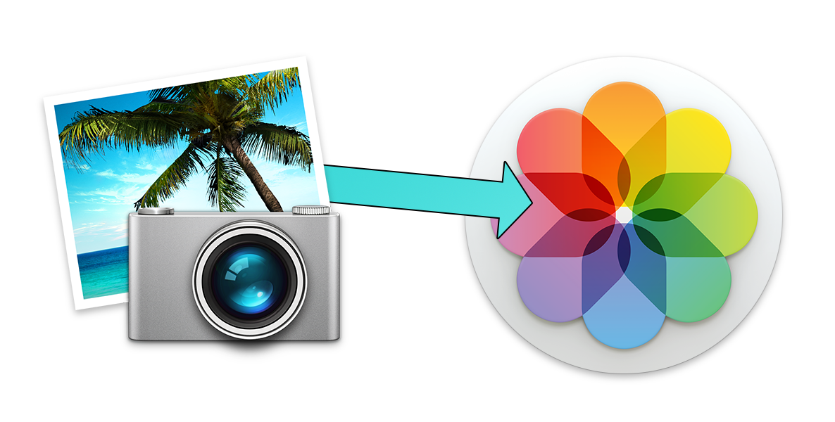 Migrate iPhoto to Photos app