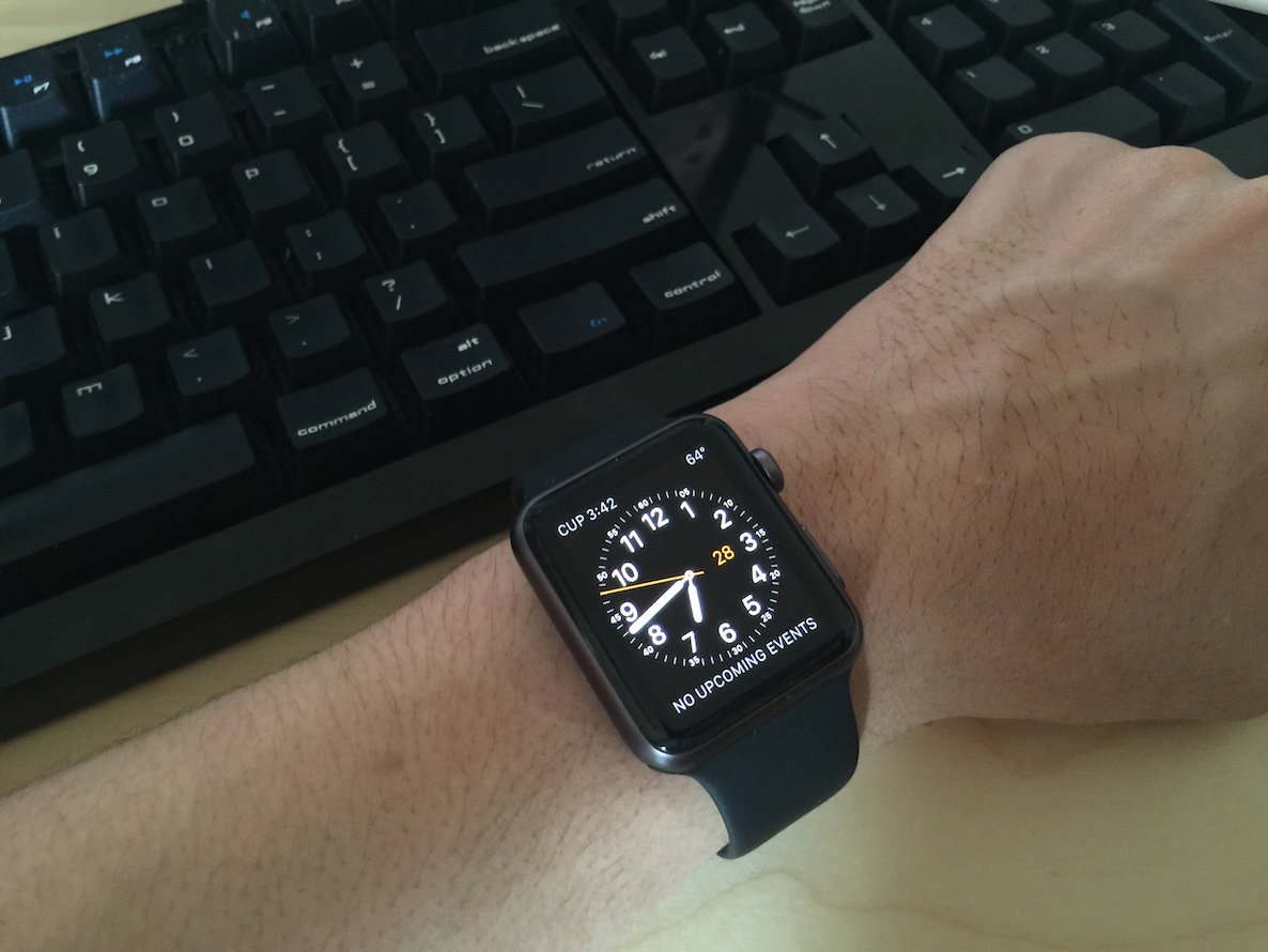 My Thoughts on Apple Watch