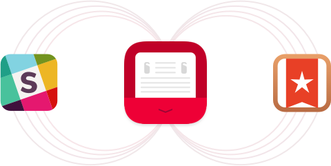 Scanbot 3.7 for iOS Slack and Wunderlist integraiton