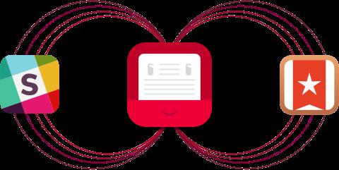 Scanbot 3.7 para iOS Slack y Wunderlist integración
