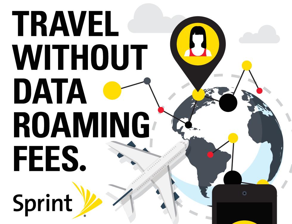 Sprint International Value Roaming plan