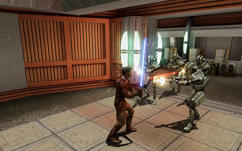 Star Wars Knights of Old Republic Mac screenshot 001