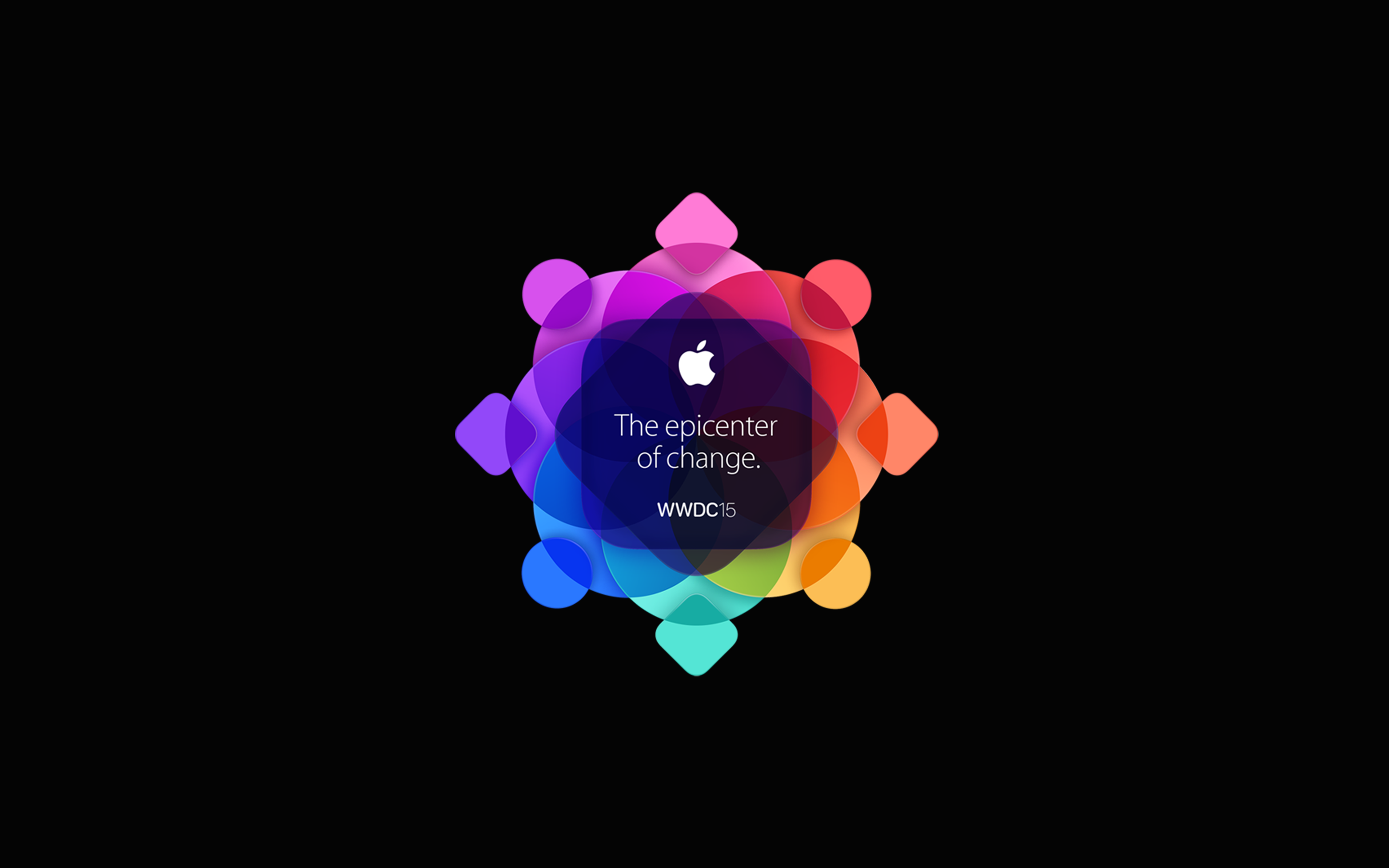 wwdc 2015 wallpapers  the epicenter of change