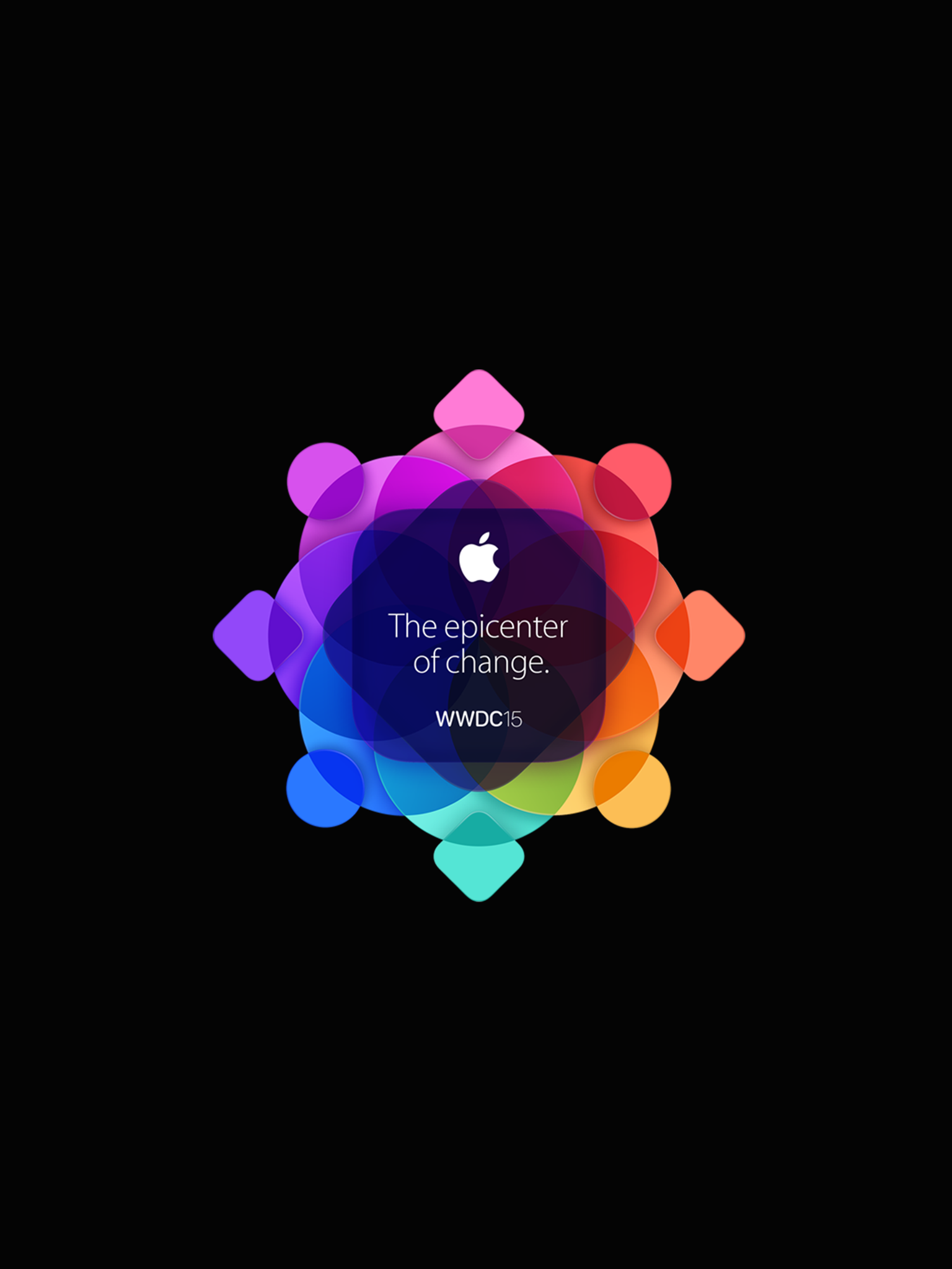 WWDC-2015-Wallpaper-for-iPad-Black-Edition