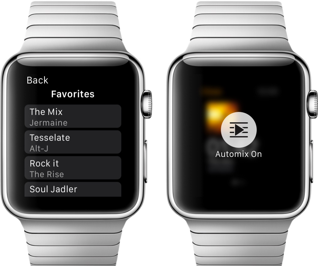 djay for Apple Watch screenshot 002