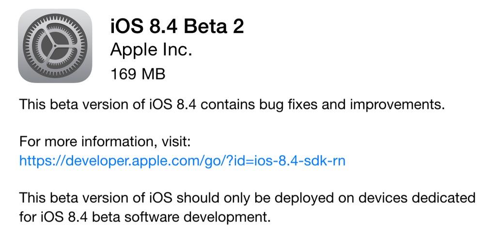 iOS 8.4 Beta 2 install prompt 002