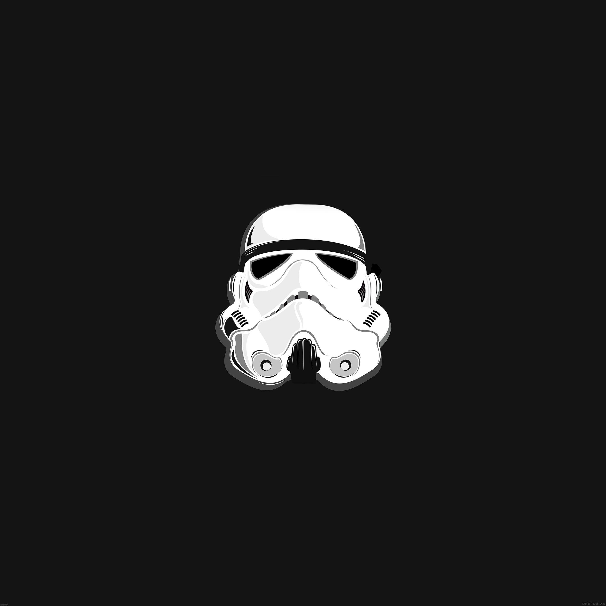 Storm Trooper Starwars Illust 9 Wallpaper