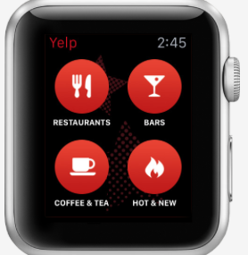 yelp watch