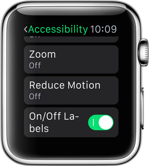 Apple Watch Accessibility 001