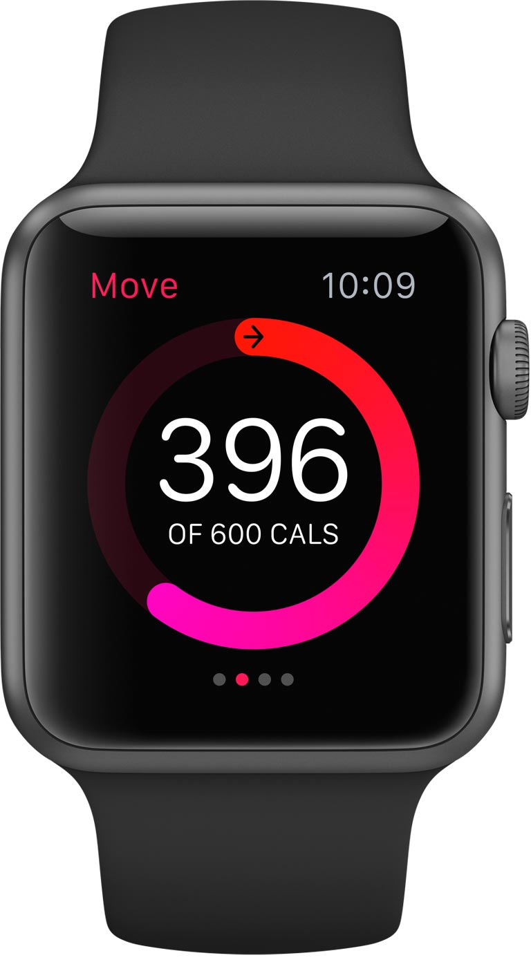 Apple Watch Activity Calories 002