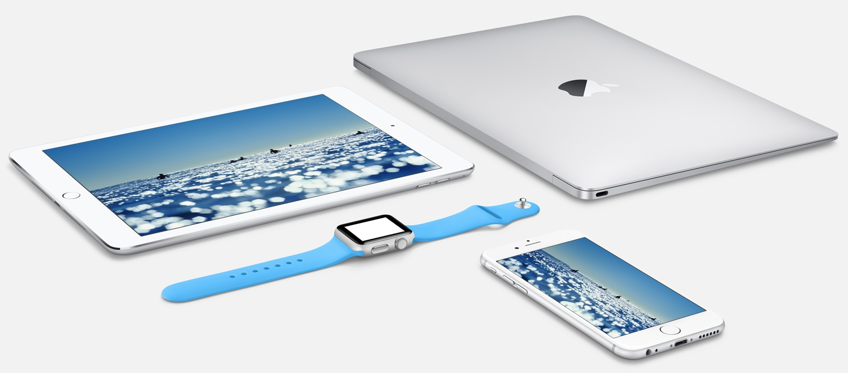 Apple Watch MacBook Air iPad Air iPhone 6 image 001