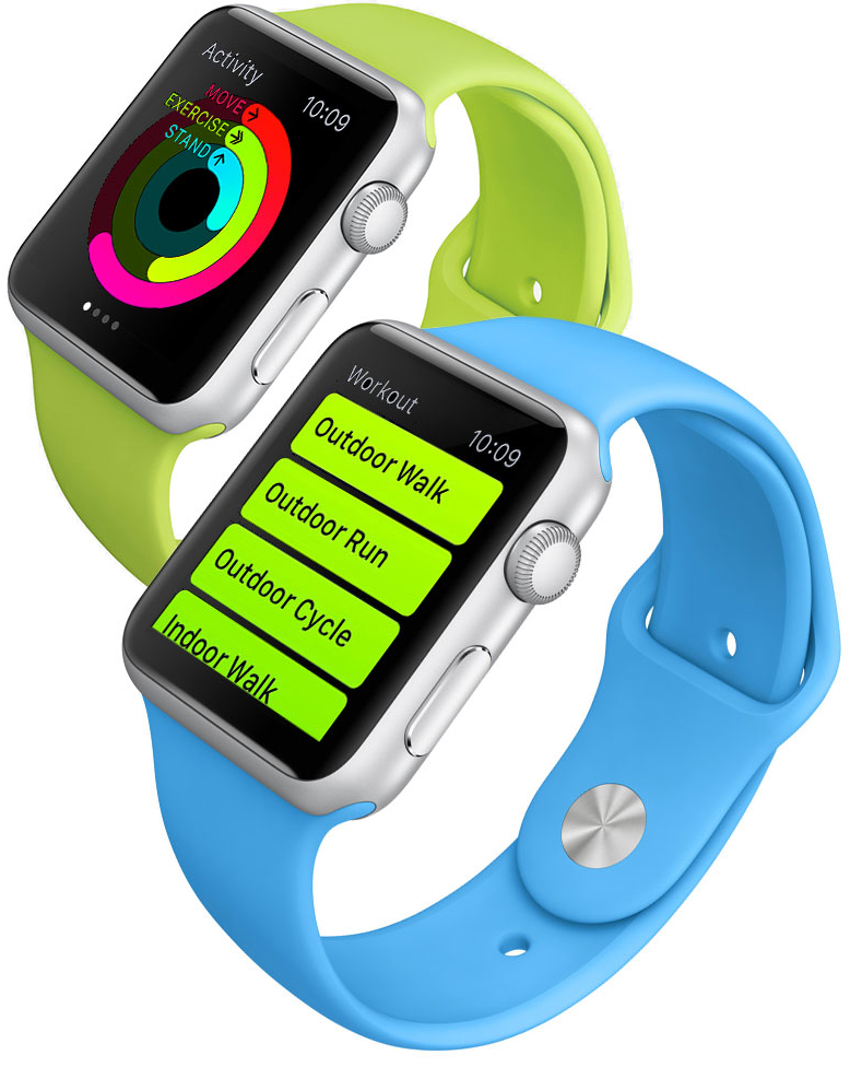 Apple Watch Workout Activity image 003