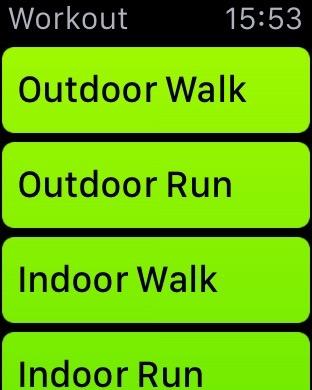 Apple Watch Workout Outdoor 001