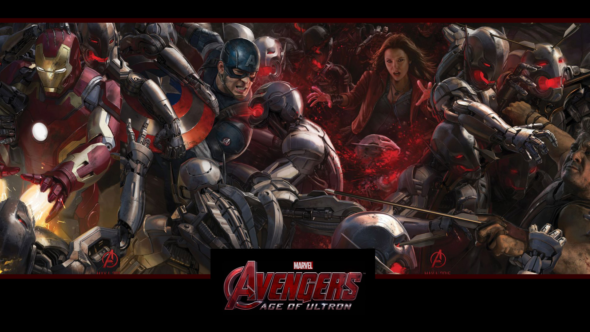 Avengers 2 Age Of Ultron Wallpaper HD1