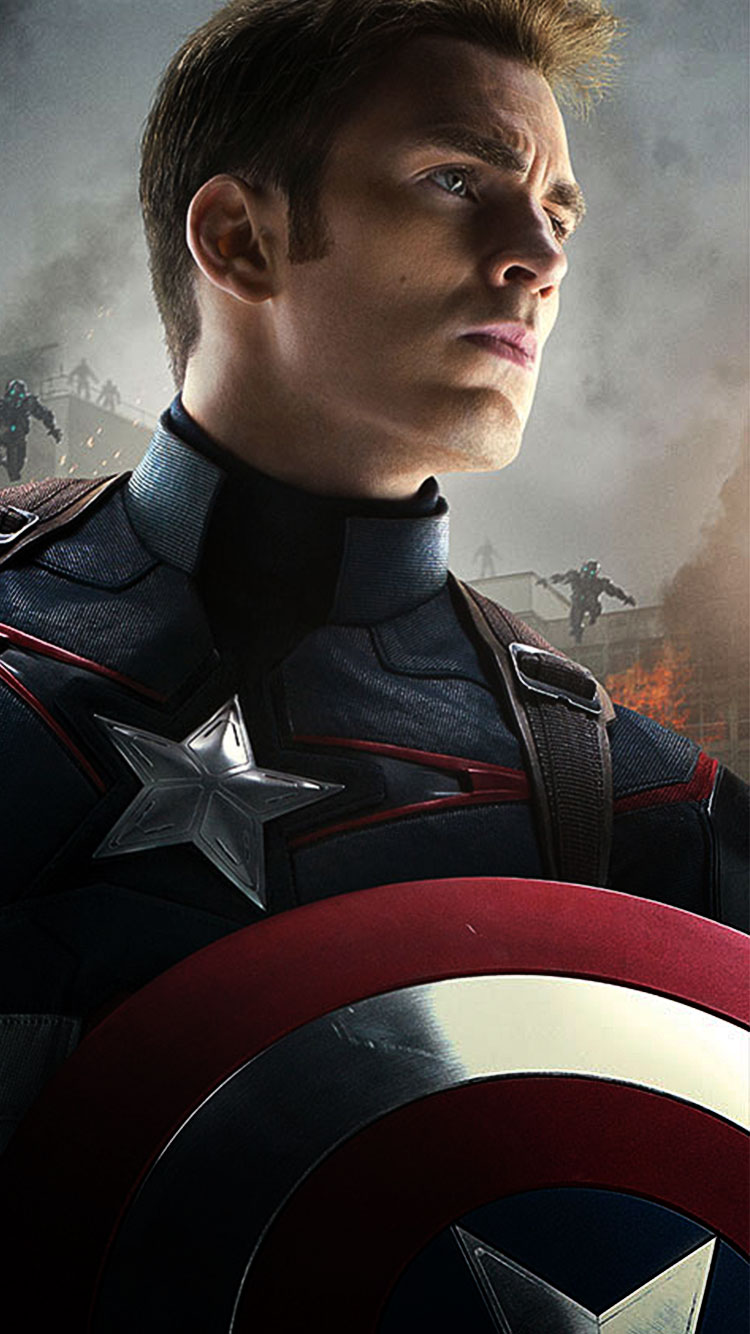 Avengers wallpapers for iphone ipad and desktop - Captain america hd mobile wallpaper ...