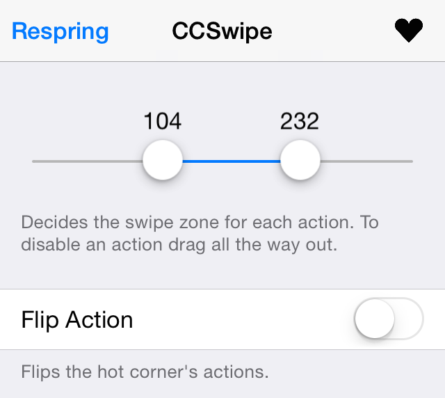 CCSwipe