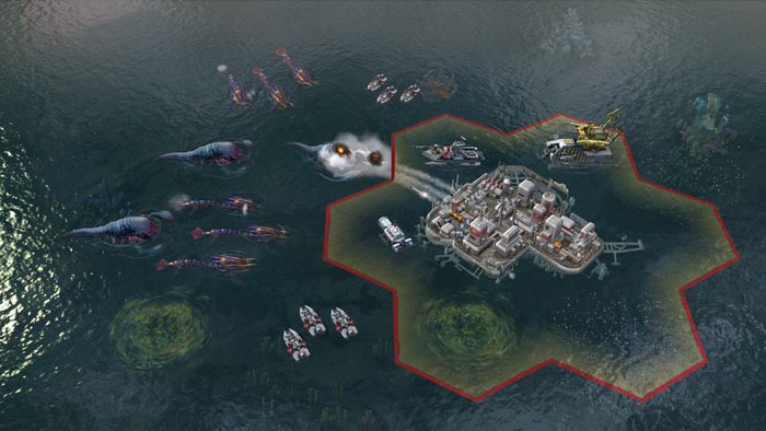 Civilization - Beyond Earth Rising Tide expansion for OS X Mac screenshot 002