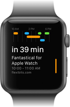 Fantastical for Apple Watch teaser 001