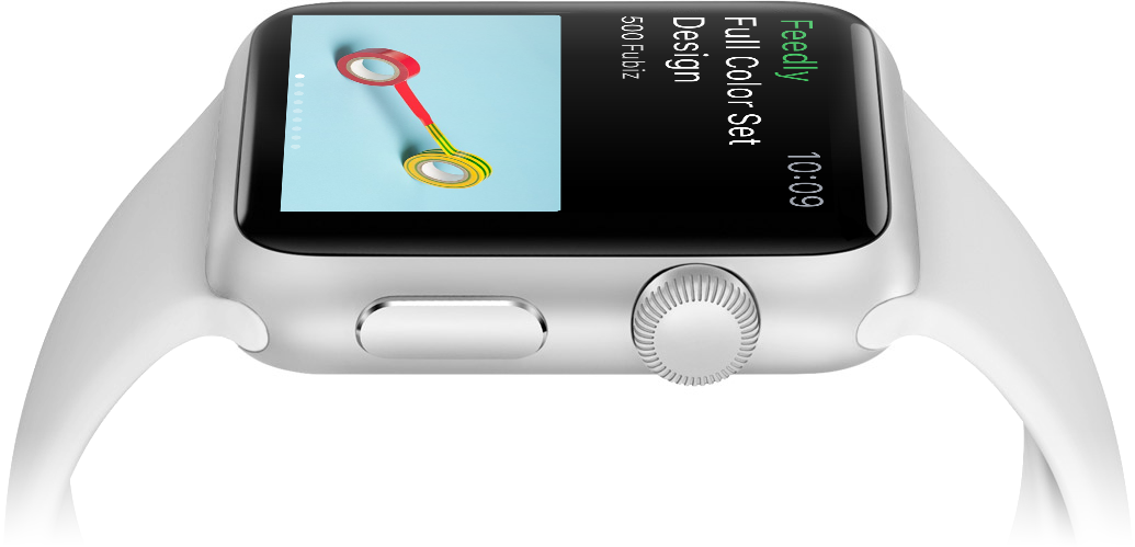Feedly para Apple Watch teaser 003