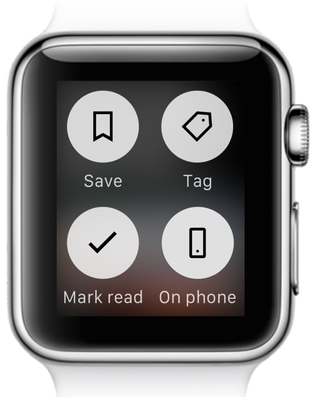 Feedly para Apple Watch teaser 005