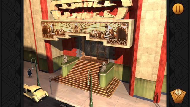 Grim Fandango Remastered 1.0 for iOS iPhone screenshot 001