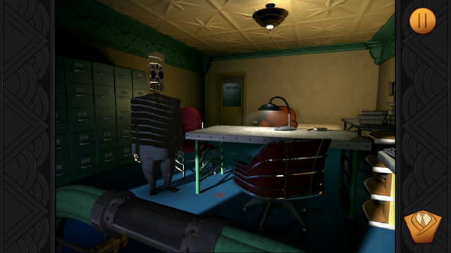 Grim Fandango Remastered 1.0 for iOS iPhone screenshot 002