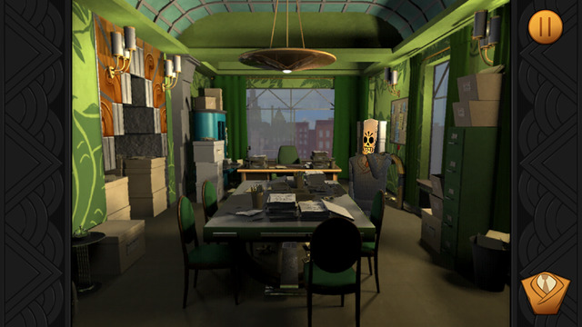 Grim Fandango Remastered 1.0 for iOS iPhone screenshot 003