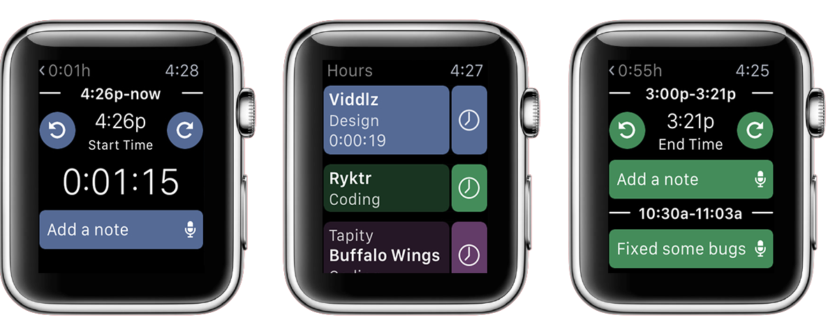 Hours-Time-Tracking-Apple-Watch