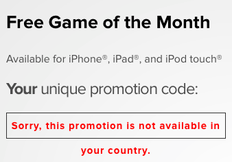 IGN Free Game Month redeem 001