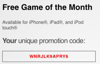 IGN Free Game Month redeem 004