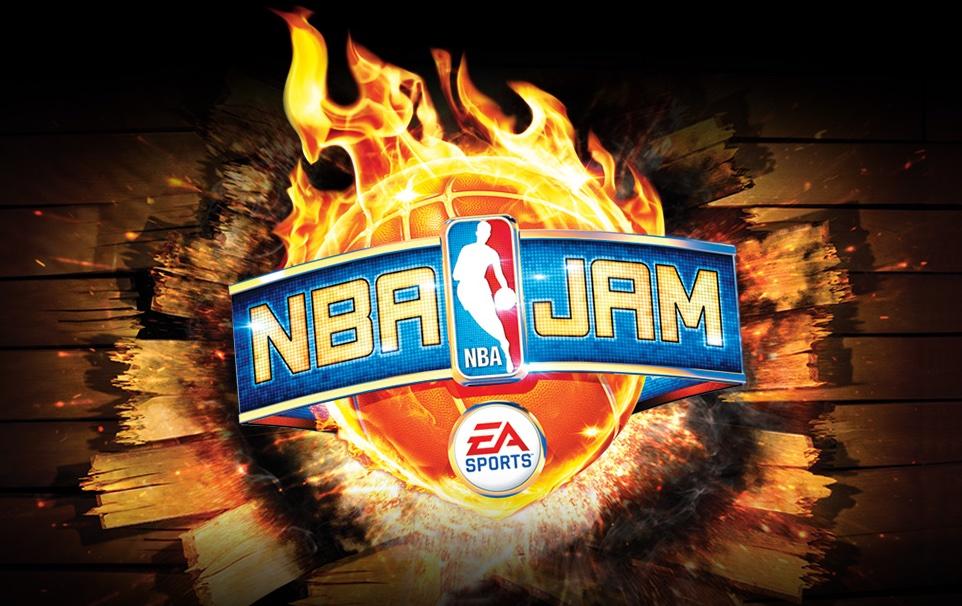 NBA Jam 1.0 for iOS teaser
